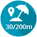 picto-distance-mer-30-200m